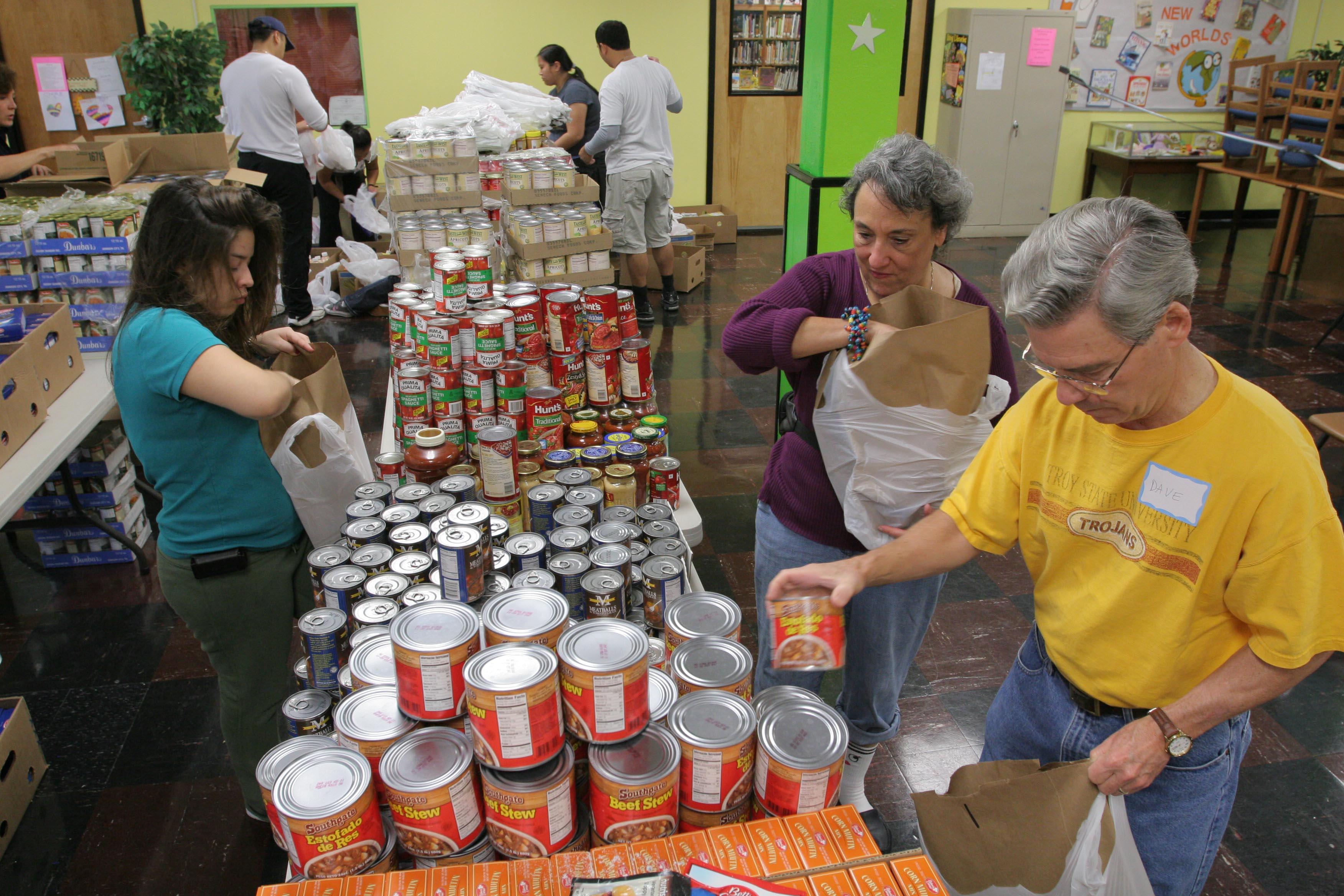 Npr Virginia Food Bank