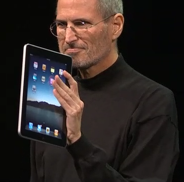iPad introduction