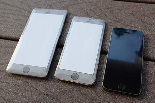 iPhone 6 Mockup Cutouts