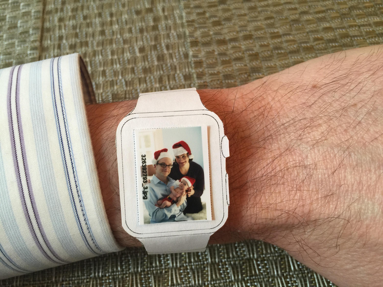 apple watch printouts tech dc